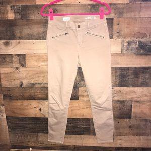 GAP 1969 | Khaki skinny jeans